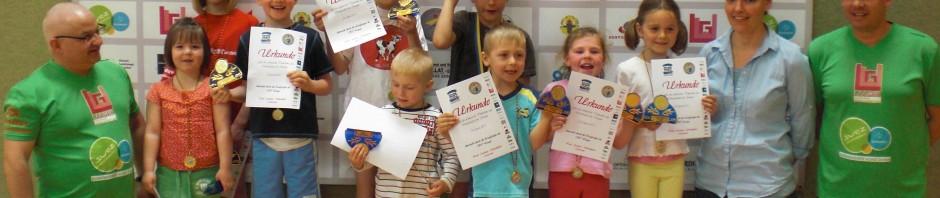 Ostersportfest hat Kinder stark gemacht