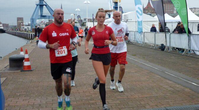 Citylauf in Rostock – und am Ende war alles gut!