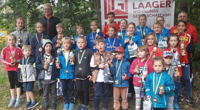Laager Kinderlauf sorgt für Stimmung und gute Laune